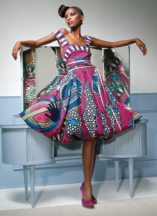New Fashion Kitenge